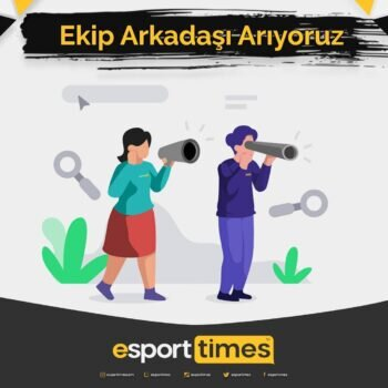 we are hiring as esportimes