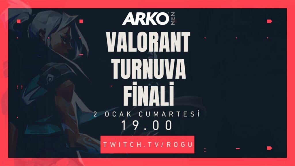 Arko Men Valorant