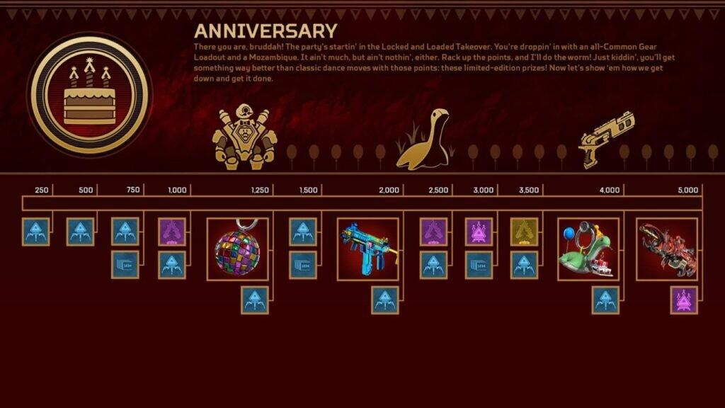 apex legends anniversary