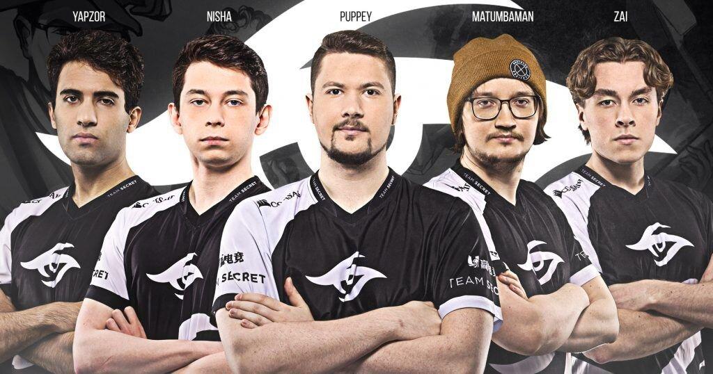 Team Secret Singapore Major