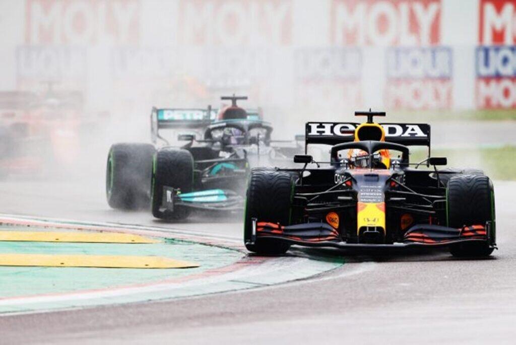 Formula 1 Imola Grand Prixi