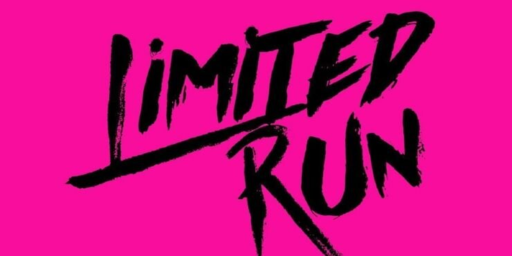 Limited Run Games 2021
